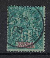 Soudan - French Sudan - Yvert 6 Oblitéré BOBO DIOULASSO - Scott#6 - Sudan (1894-1902)