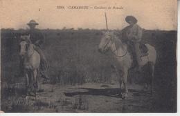 CAMARGUE - Gardians De Manade  PRIX FIXE - Otros Municipios