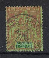 Soudan - French Sudan - Yvert 7 Oblitéré NIORO - Scott#11 - Sudan (1894-1902)