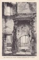 Vue Intérieure De L'ancien Château De Beaufort (pk57340) - België