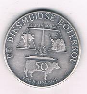 50 BOERINNEKES 1981 DIKSMUIDE   BELGIE/2476/ - Non Classés