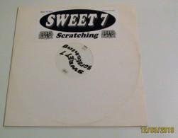 Maxi 33T SWEET 7 : Scratching - Dance, Techno & House