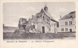 Souvenir De Waterloo, Le Château D'Hougomont (pk57342) - Waterloo