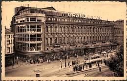 Liège - Grand Bazar De La Place St Lambert (animée, Tram Tramway, Ed. Grand Bazar Nels) - Liege