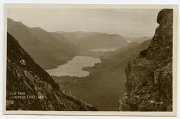 LAKE DISTRICT : VIEW FROM HONISTER CRAG / HIGH SHERRIFF / ADDRESS - CHISLEHURST, FAIRLIGHT - Cumberland/ Westmorland