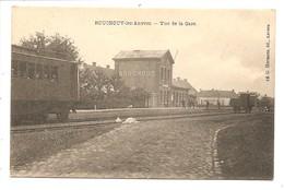 BOUCHOUT Lez ANVERS  Vue De La Gare - Boechout