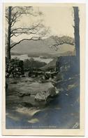 LAKE DISTRICT : DERWENTWATER FROM ASHNERS BRIDGE - Cumberland/ Westmorland