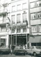 Persfoto Foto Photo Presse Belga (12,5 X 18 Cm) 1974 Oostende Vlaanderenstraat Opening James Ensor-museum - Oostende