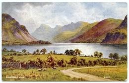 LAKE DISTRICT : ENNERDALE LAKE (ARTIST : E. H. THOMPSON) - Cumberland/ Westmorland