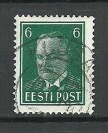 Estland Estonia 1940 O KUUSALU Michel 157 - Estland