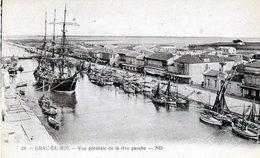 205-3788 - 30 -  LE GRAU-DU-ROI / VUE GENERALE DE LA RIVE GAUCHE - Le Grau-du-Roi