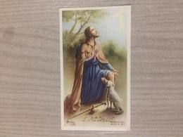 Santino San Rocco - Images Religieuses