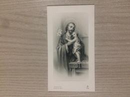Santino San Giuseppe Con Gesu' Bambino - Images Religieuses