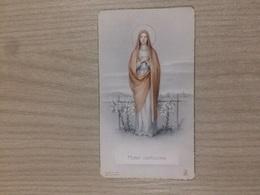 Santino Mater Castissima - Images Religieuses