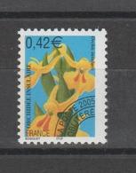 FRANCE / 2005 / Y&T PREO N° 249 ** : Orchidée Insulaire 0.42 € - 4ème Série (1 TP) - Gomme D'origine Intacte - Préoblitérés