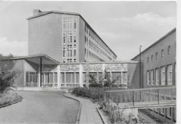 """AK 0192  Bad Suderode - Sanatorium Für Staublungenkranke """" Willi Agatz """" / Ostalgie , DDR Um 1975 - Quedlinburg"""