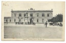 CARTE POSTALE ITALIE / TRAPANI / CASERNA VITTORIO EMANUELE III  / 1926 - Trapani