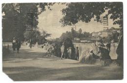 CARTE POSTALE ITALIE / TURIN TORINO / PARCO DEL VALENTINO  / 1923 - Parcs & Jardins