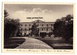 Pontecchio Marconi, Bologna, Villa Rizzi Al Calle Amena, Alte Postkarte - Bologna