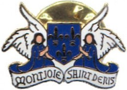 MONJOIE SAINT DENIS - DUGUESCLIN - Scoutisme - Associations
