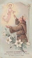 SANTINO -SANT ANTONIO DI PADOVA DA ERIGERE IN ARMA DI TAGGIA -IMPERIA- - Images Religieuses