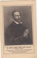 SANTINO -SAN GIROLAMO MIANI- - Images Religieuses