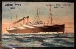 TRANSATLANTICI - ADRIATIC - Barche