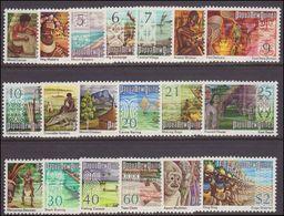 Papua New Guinea 1973 Set Unmounted Mint. - Papua New Guinea