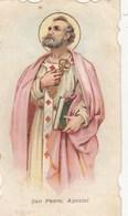 SANTINO - SAN PIETRO APOSTOLO- - Images Religieuses