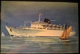 TRANSATLANTICI - CABO SAN ROQUE - Barche