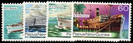 Papua New Guinea 1976 Ships Of The 1930s Unmounted Mint. - Papouasie-Nouvelle-Guinée