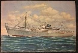 TRANSATLANTICI - DODERO - Barche