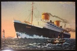TRANSATLANTICI - EUROPA - Barche