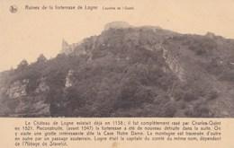 Ruines De La Forteresse De Logne, Courtine De L'Ouest (pk57367) - Ferrières