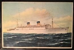 TRANSATLANTICI - HOMERIC - Barche