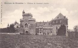 Environs De Bruxelles, Château De Gaesbeek, Façade (pk57371) - België