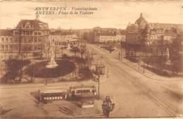 ANTWERPEN - Victoriaplaats - Antwerpen