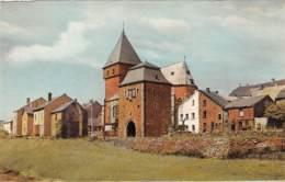 BASTOGNE - Eglise Saint-Pïerre Avec Porte De Trèves - Bastenaken