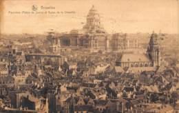 BRUXELLES - Panorama (Palais De Justice Et Eglise De La Chapelle) - Multi-vues, Vues Panoramiques
