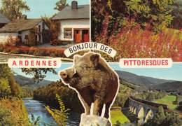 CPM - Bonjour Des Ardennes Pittoresques - België