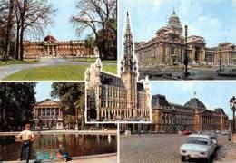 CPM - Souvenir De BRUXELLES - Multi-vues, Vues Panoramiques