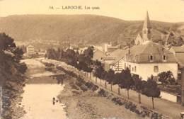 LAROCHE - Les Quais - La-Roche-en-Ardenne