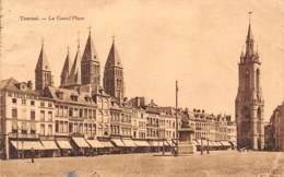TOURNAI - La Grand'Place - Tournai