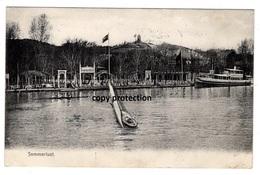 Sommerlust, Gestempelt In Stettin, Alte Ansichtskarte 1905 - Polen