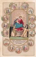 SANTINO - SS. VERGINE DEL ROSARIO DI POMPEI- - Images Religieuses
