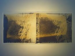 Plaque En Verre Positif , Guerre 14/18 - VERDUN TRANCHEE REMPLIE DE CADAVRES - Plaques De Verre