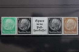 Deutsches Reich Zd EG-Str.3 ** Postfrisch Zusammendrucke #RJ688 - Zusammendrucke