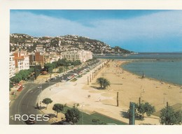 ESPAGNE ROSES ROSAS - PANORAMA En 2001 - Gerona