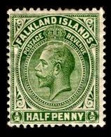 1912 Falkland Islands - Falkland Islands