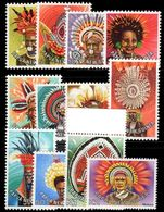 Papua New Guinea 1977 Set Unmounted Mint. - Papua New Guinea